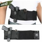 44 inch Tactical Belly Band Holster Concealed Carry Pistol Gun Pouch Waist Bag