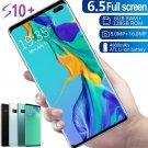 bestforyou11 S10+ Smartphone FullScreen 6GB+128GB 8 core Android 9.1 Finger Face ID Dual