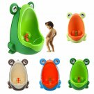 bestforyou11 Fashion Frog Boy Baby Toilet Training Children Kids Potty Urinal Pee Trainer