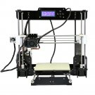 bestforyou11 Anet® A8 DIY 3D Printer Kit 1.75mm / 0.4mm Support ABS / PLA / HIPS