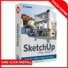 SketchUp Pro 2020 Last Version Pre-Activated for Windows 32/64 Bits Easy Install