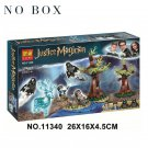 Harri Potter Hogwarts Great Hall Express Castle Building Blocks Bricks DIY Toys.