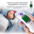 LCD Digital Forehead and Ear Thermometer IR Infrared Medical Memory Recall