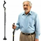 bestforyou11 Campbell Posture Cane - Walking Cane with Adjustable Heights, As Seen on TV