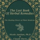 The lost book of herbal remedies claude davis + Ebook PDF only + 4 free ebooks