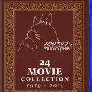 Studio Ghibli Collection on Blu-Ray