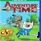 Adventure Time - Complete Series, Shorts, Specials & Pilot on Blu-Ray