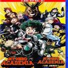 My Hero Academia Seasons 1-3, Movie on Blu-Ray