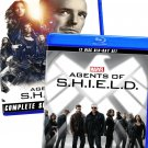 Agents of S.H.I.E.L.D. - Complete Series on Blu-Ray