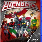 Avengers United They Stand, The on Blu-Ray