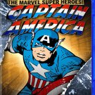Captain America '66 on Blu-Ray