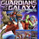 Guardians of the Galaxy - 3 DISC - Complete Series on Blu-Ray