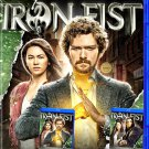Iron Fist - Complete Series on Blu-Ray