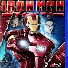 Iron Man ~ Anime on Blu-Ray