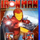 Iron Man: Armored Adventures - Complete Series on Blu-Ray