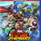Marvel Future Avengers on Blu-Ray