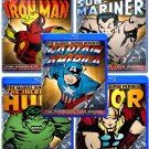 Marvel Super Heroes, The on Blu-Ray