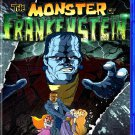 Monster of Frankenstein, The on Blu-Ray