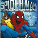 Spider-Man and His Amazing Friends on Blu-Ray
