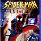 Spider-Man Unlimited on Blu-Ray
