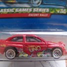 HotWheel Classic Game Series # 4 Escort Rally