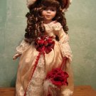 Southern Bell Porcelain Doll