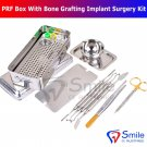 SD0325 Dental PRF Box GRF System Platelet Rich Fibrin Set Implant Surgery Membrane Kit