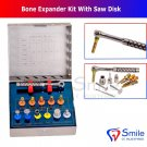 SD0319 Dental Bone Expander Kit Sinus Lift With Saw Disks Surgical Implant Instruments