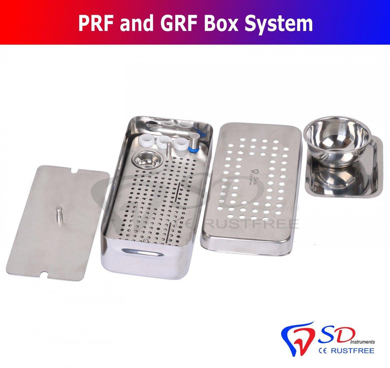 SD0175 PRF & GRF Box Platelet Rich Fibrin System Dental Implants Surgery Instruments