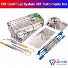 SD0360 Dental PRF Centrifuge System GRF Instruments Box Set Implant Surgery Kit Smile