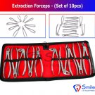 SD0368 Tooth Extraction Forceps Surgical Dental Instruments Dentist Surgery Tools Kit