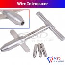 SD0291 Orthopedic Guide Wire Introducer- Watson Jones Type With 4 Pegs 1,1.5, 2 & 2.5mm