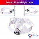 SD0353 Dental Surgical Headband Medical LED Diagnostic Headlight Smile Dentale CE UK