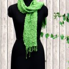 Viscose Stole Light Green Color