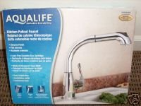 Aqualife Kitchen Pullout Fauces