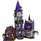 Bela 10432 Scooby Doo Mysterious Ghost House 860pcs - Free Shipping