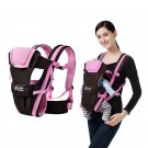 Baby Carrier Beth Bear Breathable 4 in 1 Infant Comfortable Sling Backpack Pouch Wrap Baby