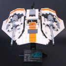 Lepin 05084 The Snowspeeder Star Wars Series 1457Pcs - Free Shipping