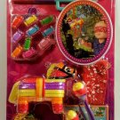 My Life As All American Girl Doll Fiesta Accessories, Party Piñata Tacos * NEW *