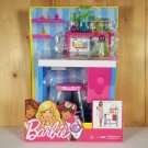 Barbie Science Lab Playset by Mattel, STEM, Laptop Computer, Goggles, Beakers, Test Tubes, Flask