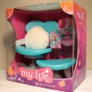 "My Life As All American Girl 18"" Doll Chair and Footrest 4 Piece Set ** NEW **"