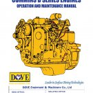Cummins B3.9 B5.9 4B 6B (B Series) Diesel Engine Shop Overhaul Manual CD