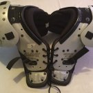 """All Star Catalyst football shoulder pads Boys Youth medium 30"""" to 32"""" SP 1000 M"""