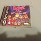 Playstation 1-Bratz Dress up,get down and be a Bratz superstar! - Complete game