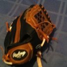 Rawlings glove T ball baseball 9.5 inch youth PL950BT brown Fits left hand