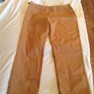 Mountain Khakis Size 40 x 32 Jackson Hole MKB Canvas pants brown mens