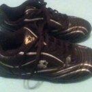Starter shoes Size 5 softball baseball soccer cleats black athletic Boys Girls