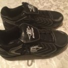 Easton cleats shoes Size 7 Womens Ladies black baseball sports athletic cleats