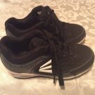 360 Easton shoes Size 11 baseball cleats youth black gray sports athletic boys
