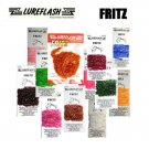 Lureflash Fritz Pearl Red